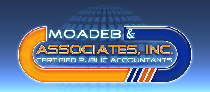 MOADEB & ASSOCIATES, INC.